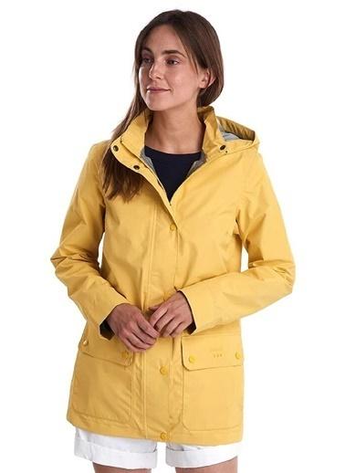 Barbour Ceket Sarı